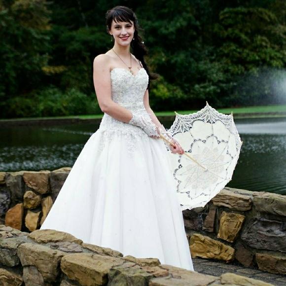 eve of milady Dresses   Ivory Bridal Ball Gown   Poshmark